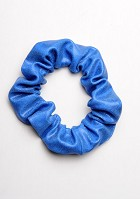 Scrunchie wetlook oil Blue HO004