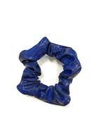 Schrunchie wetlook oil blue