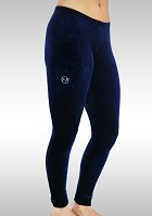 Legging full length Blue Velvet K753ma