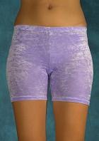 Legging short light purple - 128