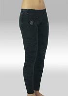 Legging Long Black Velvet 753zw