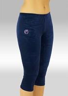 Capri pants Blue Velvet P754ma