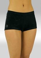 Hotpants Black Velvet P758zw