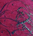 Wetlook pro meter, pink-turquoise SW-534